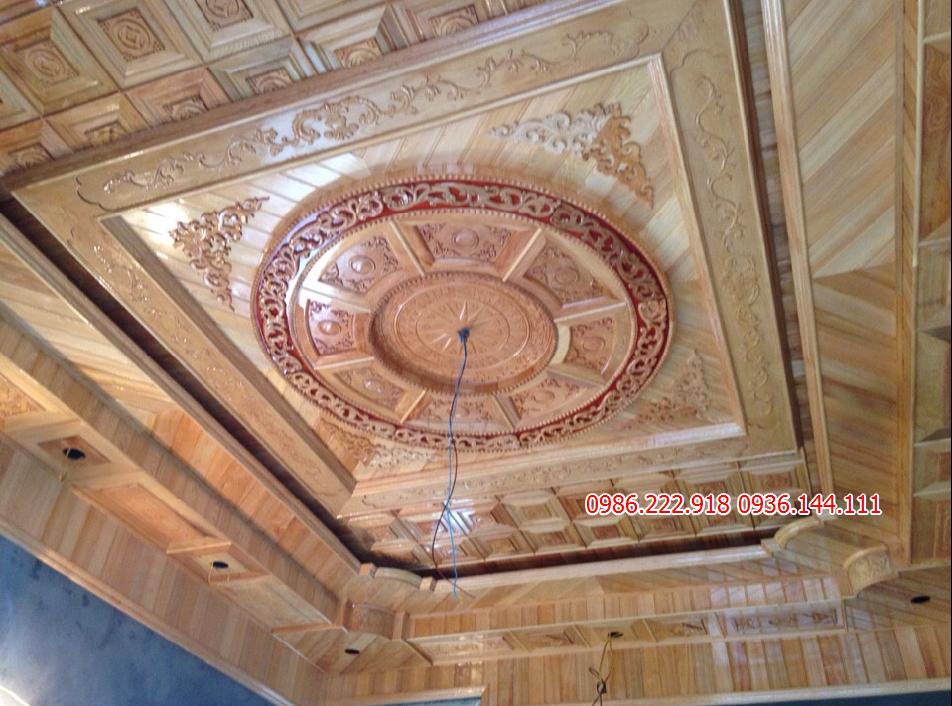 trần gỗ đẹp tại đà nẵng