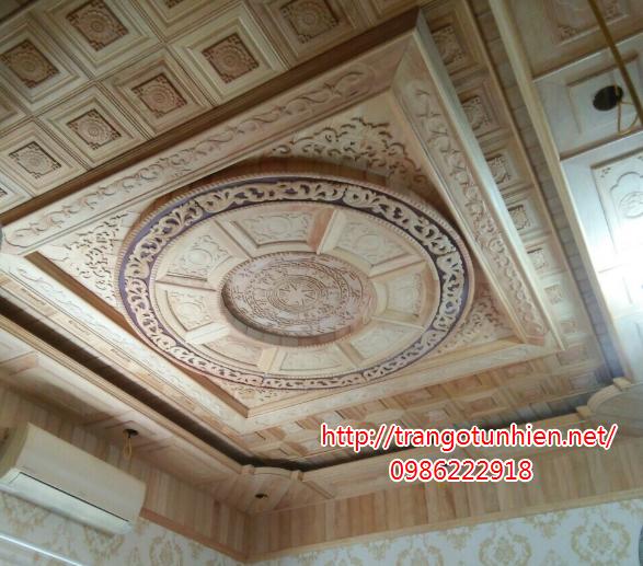 trần gỗ đẹp nhất tại  nam định