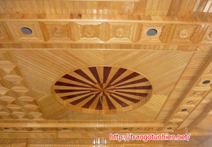 trần gỗ tại hưng yên